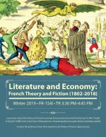 FR 154I - Literature and Economics: French Theory & Fiction (1802-2018)